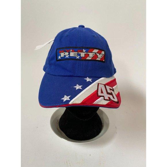 Kyle Petty 45 NASCAR Racing Cap